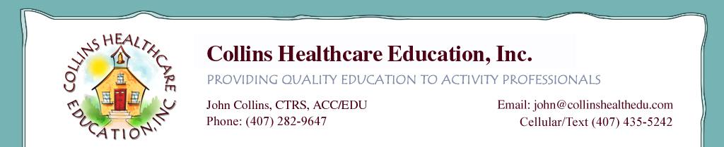 Collins Healthcare Education, Inc. - About